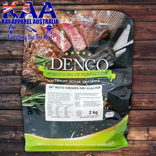 Denco Roast Chicken Roto Seasoning 2kg, Gluten Free
