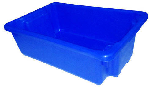 NALLY No.7 TUB CRATE BLUE 32lt