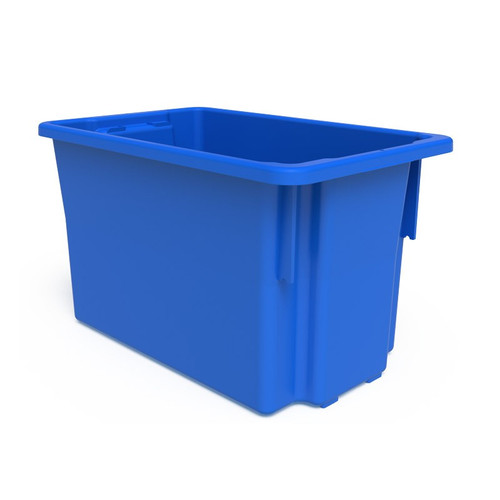 NALLY No.15 TUB CRATE BLUE 68lt