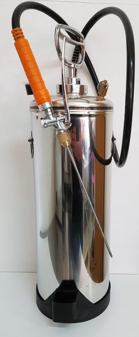 Stainless Steel Hand Brine Pump 8 Litre