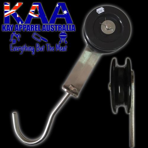 Meat Roller Skid Hook