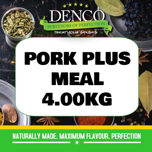 Denco Pork Plus Sausage Meal, Premix, Seasoning 4KG BAG