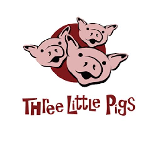 Three Little Pigs Kansas City Championship BBQ Rub 354g