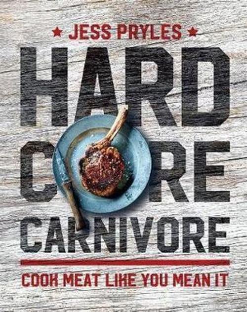 Jess Pryles Hardcore Carnivore Book