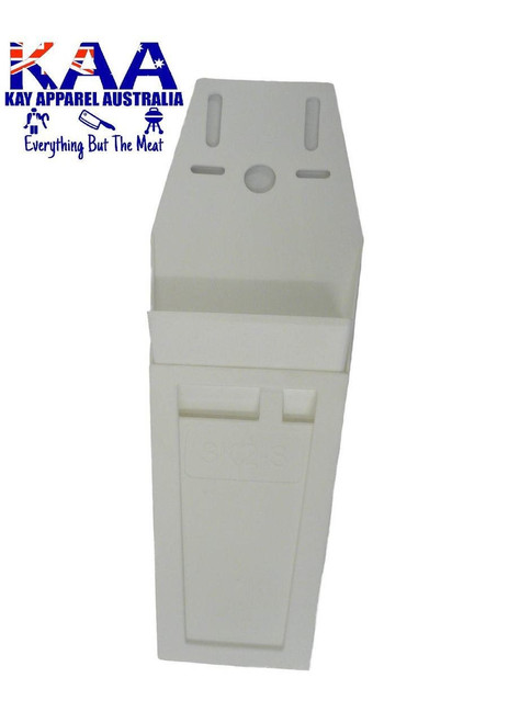 Knife pouch Scabbard Type A White