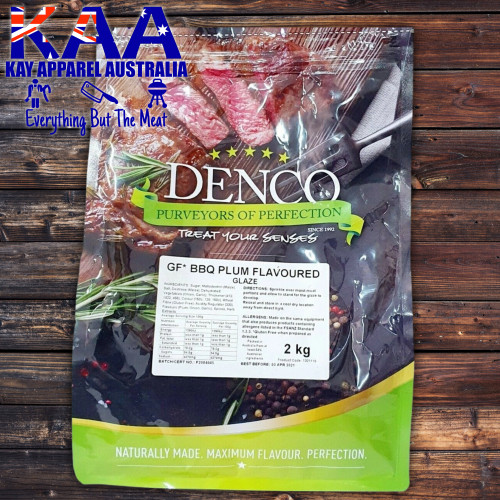 Denco BBQ Plum Glaze 2kg