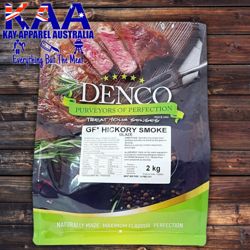 Denco Hickory Smoke Glaze 2kg