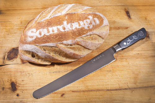 I.O Shen Bread or Brisket Knife 250mm / 10""