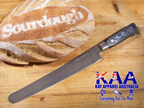 """I.O Shen Bread or Brisket Knife 250mm / 10"""""""