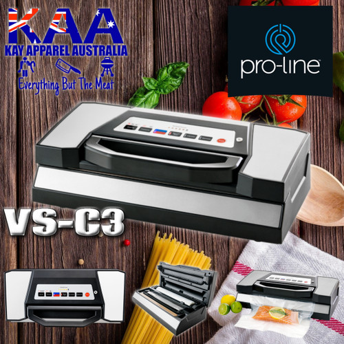 ​ProLine VS-C3 VACUUM FOOD SEALER - COMMERCIAL FOOD SAVER MACHINE