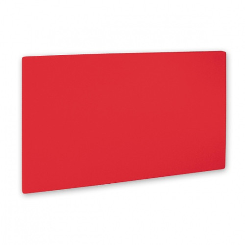 Cutting Board 508 x 381 x 13mm RED