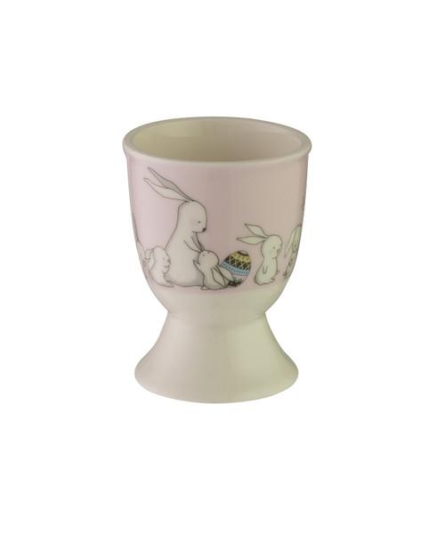 Avanti Egg Cup - Easter Bunny Family