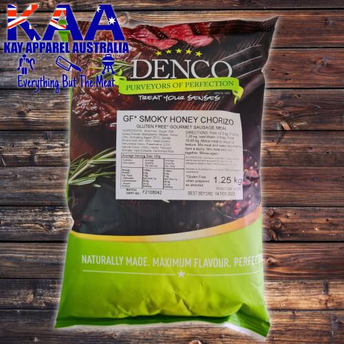 Denco Smokey Honey Chorizo Gourmet Sausage Meal, Premix, Seasoning 1.25kg Gluten Free