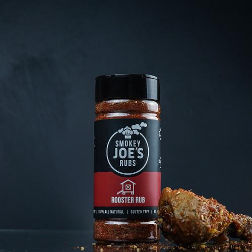 Smokey Joe's BBQ Rubs Rooster BBQ Rub 170g