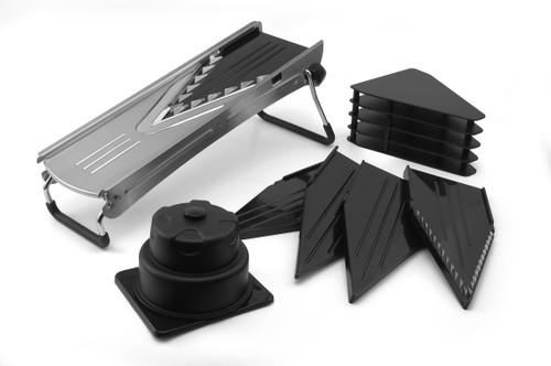 Avanti Mandolin V Slicer With 5 Blades