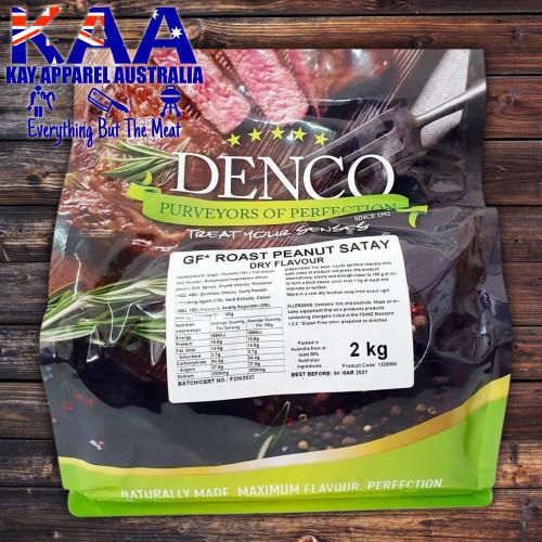 Denco Roast Peanut Satay 2kg