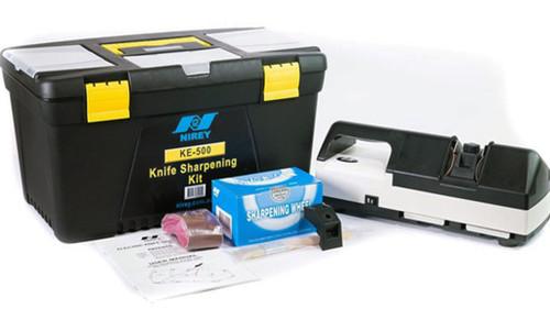Nirey KE500 – The Ultimate Commercial Electric Knife Sharpener Kit