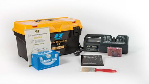 Nirey KE280 – Commercial Electric Knife Sharpener Kit