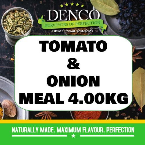 Denco Tomato & Onion Plus, Sausage Meal Premix Seasoning 4.00kg Bag