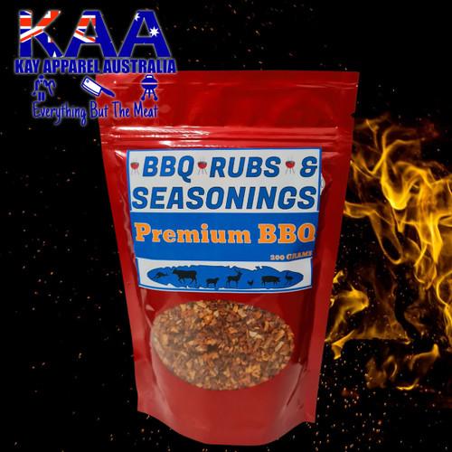 BBQ Rubs, Premium BBQ Rub Sprinkle 200 Grams