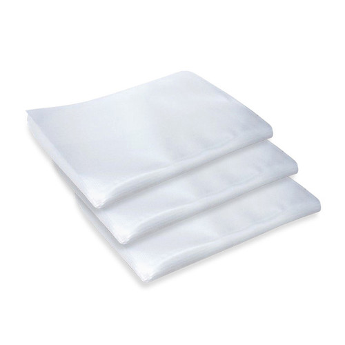 Domestic Vacuum Food Saver Bags 16x25cm pack of 50