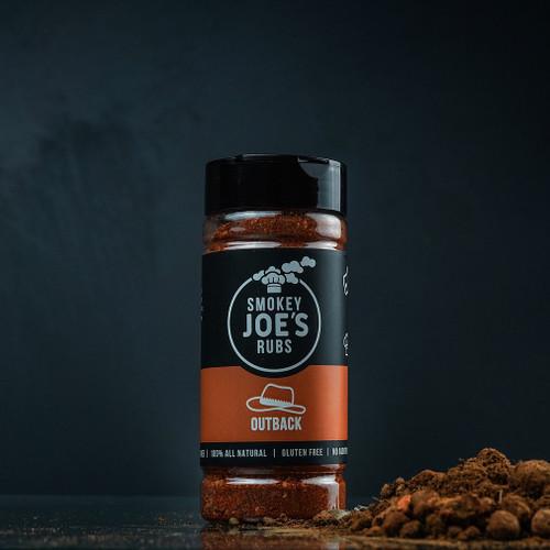Smokey Joe's BBQ Rubs Aussie Outback BBQ Rub 160g