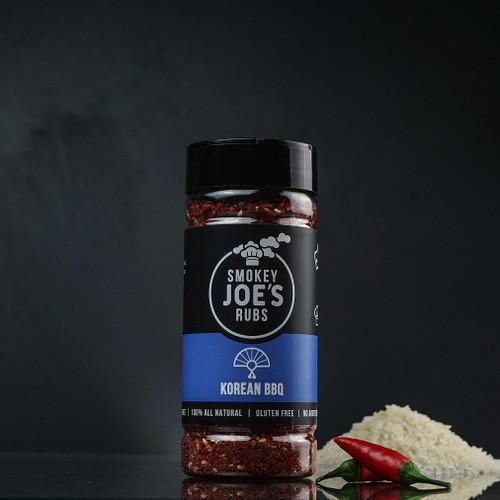 Smokey Joe's BBQ Rubs Korean BBQ Rub 140g