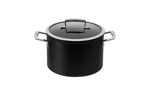 Pyrolux Ignite Stock Pot 22cm/5.6L With Lid Non-Stick QuanTanium