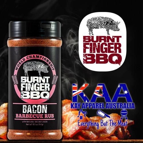 Burnt Finger BBQ Bacon BBQ Rub 343 Grams