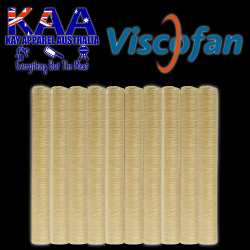 Viscofan Naturin 21mm collagen sausage casings pack of 10