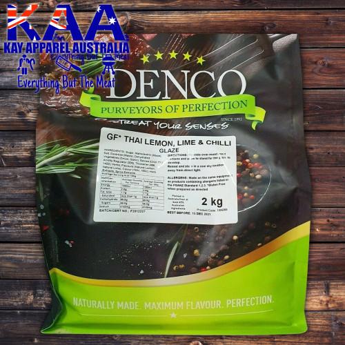 Denco Thai Lemon Lime & Chilli Glaze 2kg