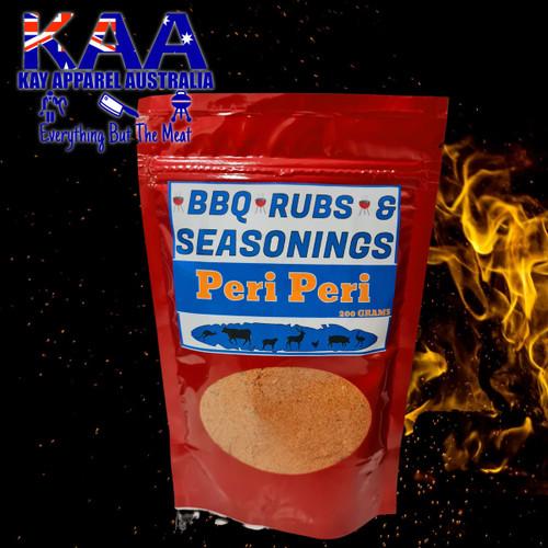 BBQ Rubs Peri Peri BBQ Rub Sprinkle 200 Grams