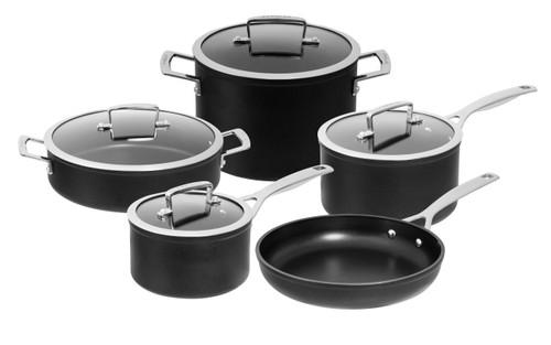Pyrolux Ignite 5 Piece Cookware Set Non-Stick QuanTanium