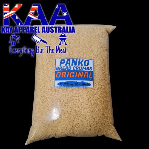 Panko White Bread Crumb 2kg, Australian Made