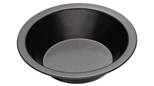 BAKEMASTER Non Stick Individual Round Pie Dish 10X3CM