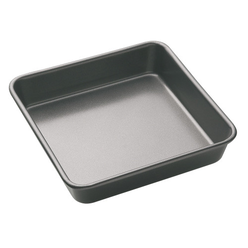 BAKEMASTER Non Stick Square Bake Pan 23X23X4.5CM