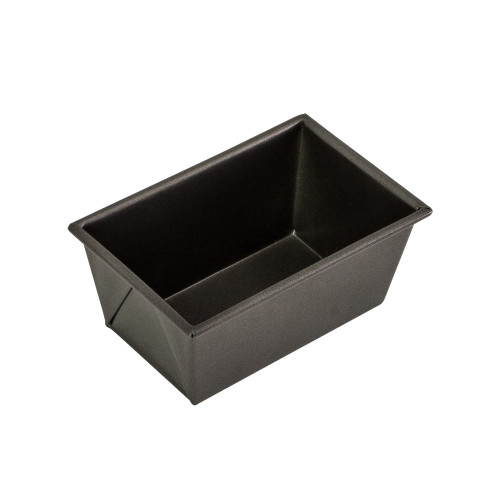 BAKEMASTER Non Stick Box Sided Loaf Pan 15X9X7CM