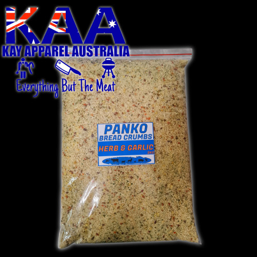 Panko Herb & Garlic Bread Crumb 2KG