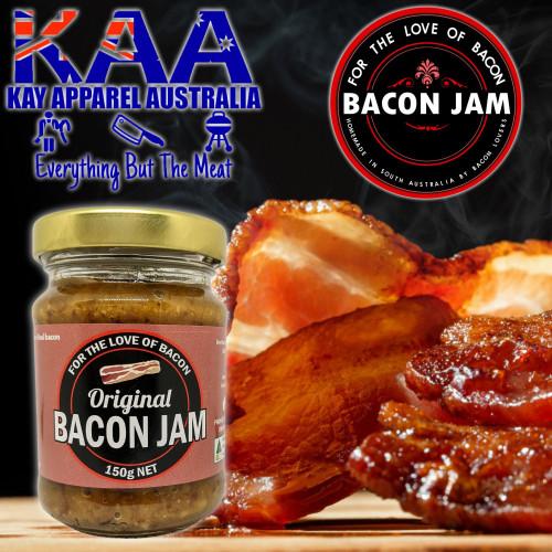 Bacon Jam Original 150g, For The Love Of Bacon