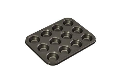 BAKEMASTER 12 Cup Mini Muffin Pan 26X20CM