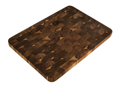 Peer Sorensen Acacia Wood End Grain Chopping Board 51x36x3cm