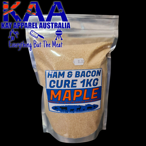 Maple Ham And Bacon Cure 1kg