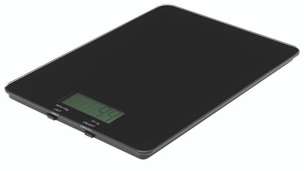 Avanti Digital Kitchen Scales 5kg Black