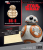 Incredibuilds Star Wars the Last Jedi BB8 Wood Model and Book