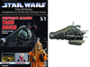 Star Wars The Official Starships & Vehicle Collection #51