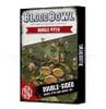 200-55 Blood Bowl: Nurgle Pitch & Dugout