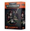 102-35-60 WH 40K Kill Team Commander: Vysa Kharavyxis