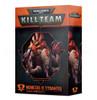 102-34-60 WH 40K Kill Team: Nemesis 9 Tyrants