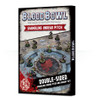 200-56 Blood Bowl: Undead Pitch & Dugouts