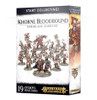 70-81 Start Collecting! Khorne Bloodbound Goreblade Warband